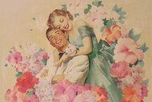 Ephemera / Vintage / Illustration, ads, posters, postcards