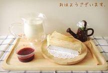 Japanese Food & Desserts / Traditional, bentos, desserts.