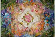 Gorgeous Quilts and Embellishments / by Trish Ritzer