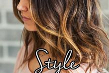 Hair Inspiration / by Vicky Davis