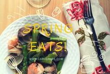 Aggie Armstrong's Recipes / Recipes for toddler eats, family meals, entertaining from cablearms.com