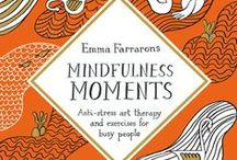 The Mindfulness Colouring Book: Spotted! / Spotted by lovely instagrammers: The Mindfulness Colouring Book: Anti-stress art therapy for busy people by Emma Farrarons