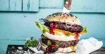 Rezepte mit Burgern / Unsere leckeren Burger- Lieblinge auf einen Blick, ob mit Geflügel, Beef oder Schwein. Schnell und einfach gehts hier in den 7. Burger- Himmel.