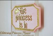 Girl Crafts / Pretty things to make for pretty little ladies. / by Sarah McKenna of Bombshell Bling