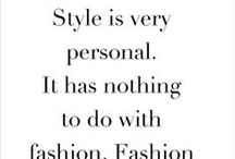 Style / by Lydia Conklin