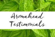 Aromahead Testimonials / What our students are saying about Aromahead Institute!  Come join our Aromatherapy classes ONLINE!  Aromatherapy certification and advanced classes. www.aromahead.com