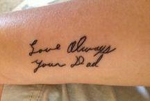 Pretty Tattoos. / by Breanna Long
