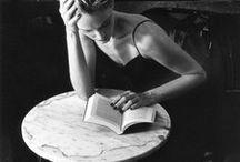 On Literature / Books I've read, books I'm reading, books I will read, books I'll never read. Redundantly, books.