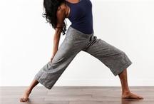 Yoga Fashion / Clothing for a yogic lifestyle / by Halfmoon Yoga Products
