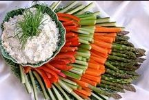 Entertaining / Food to take to parties and to have on hand for unexpected guests or occasions / by Judy Kincaid