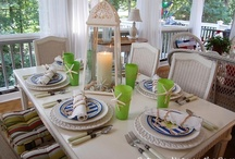 Tablescapes / by Judy Kincaid
