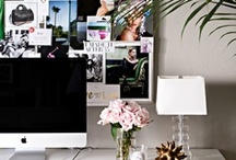 Office/Work Room / by Kyra Duffy
