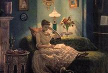 Art: Lire, rêver, contempler .... voici les demeures intérieures