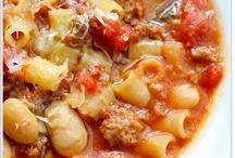 Soups & Stews / by Gina Gwozdz Duris