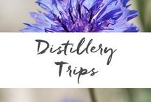 Distillery Trips / Visits to essential oils distillers around the world.  A world of adventure in aromatherapy awaits you! www.aromahead.com