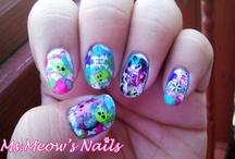 Nails by me /MsMeowsNails.blogspot.com
