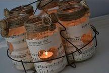 Idées déco : les bougies