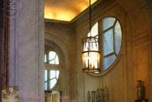 Entrée, vestibule et couloir