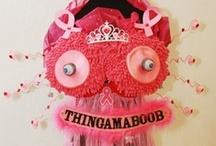 Bra-ha-ha® 2012 Winners / Winning bras from the 2012 Bra-ha-ha®.