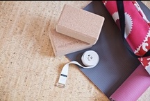 Yoga Props & Your Practice / Dishing the dirty goods on using yoga props. / by Halfmoon Yoga Products