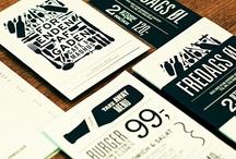 menucard / restaurants