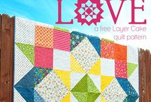 Quilting my new passion / by Jill Ourai