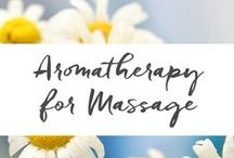 Aromatherapy for Massage / Aromatherapy is perfect addition to your massage practice! Learn how to use essential oils from the pins on this collaborative board created by Aromahead Institute and Big Tree School of Natural Healing.