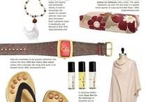 Halfmoon In The News / by Halfmoon Yoga Products