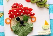 Kids Food / how to make fun food for kids