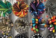 Organizing & Displaying STUFF / by Paula Lewis