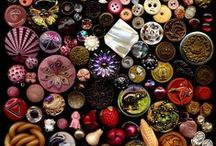 BUTTONS / by Paula Lewis