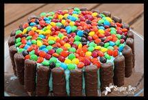 Easy to Make Birthday Cakes / Great ideas, easy to make Birthday Cakes