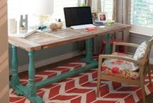 Craft/Office. / by Breanna Long