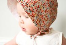 Kid's hats / Easy to make kids hats, nice to keep in mind.