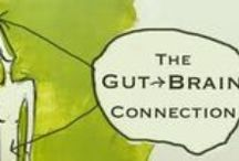 Gut-Brain connection / We're used to thinking of the brain in the head as the body part that's running the show but, in fact, we also have a second brain. It resides in our digestive tract.