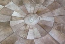 Round Rugs / Round residential Interior rugs.