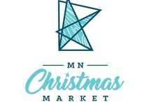 MN Christmas Market / A holiday maker market and charity fundraiser. SupportIN 3 MN children's charities. Sunday, November 11 from 11-6 PM at The Hutton House - 10715 South Shore Drive, Mpls. MN