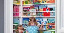 Nursery storage solutions / Nursery storage solutions