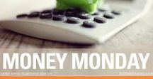Money Monday / Get the tips you needs to save the money you earned. #MoneyMonday #PersonalFinance #401k #Retirement #Fraud #SocialSecurity #IdentityTheft #Budget