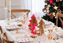 ELLE HABITE LA / Le père Noël est parti en tournée, et c'est sa femme qui prend les rênes. La maison de Mrs Christmas ouvre ses portes. Idées DIY, looks, déco de Noël, repas de fête, toute l'inspiration pour les fêtes de fin d'année vous est proposée par  #Aufeminin et #Marmiton. Retrouvez tout avec le hashtag #ElleHabiteLa