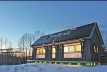 Sustainable Homes / by Mother Earth Living
