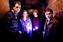 harry potter! / by Sarah Branch
