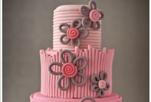 Cakes, Cakes, and oh.....CAKES!! / by Kimberly Williams