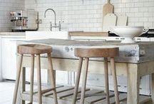 recycled & vintage kitchens ideas / For more inspiration visit | www.naturalmoderninteriors.blogspot.com