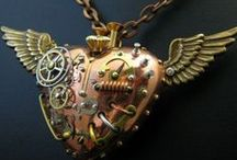 Steampunk love / by Joyce Kitchell