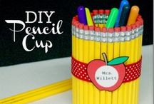 Apples and Pencils / by Kristin Gerhart