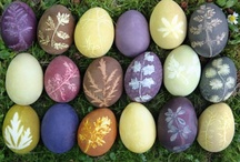 Crafts - Easter eggs / by Petra Harris