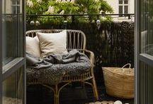 BALCONY / Balcony ideas