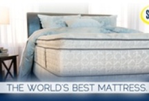Mattress Shopping Made Easy / The how-to on mattress shopping, mattress care, & more.