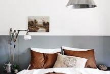BEDTIME / Bedroom interior